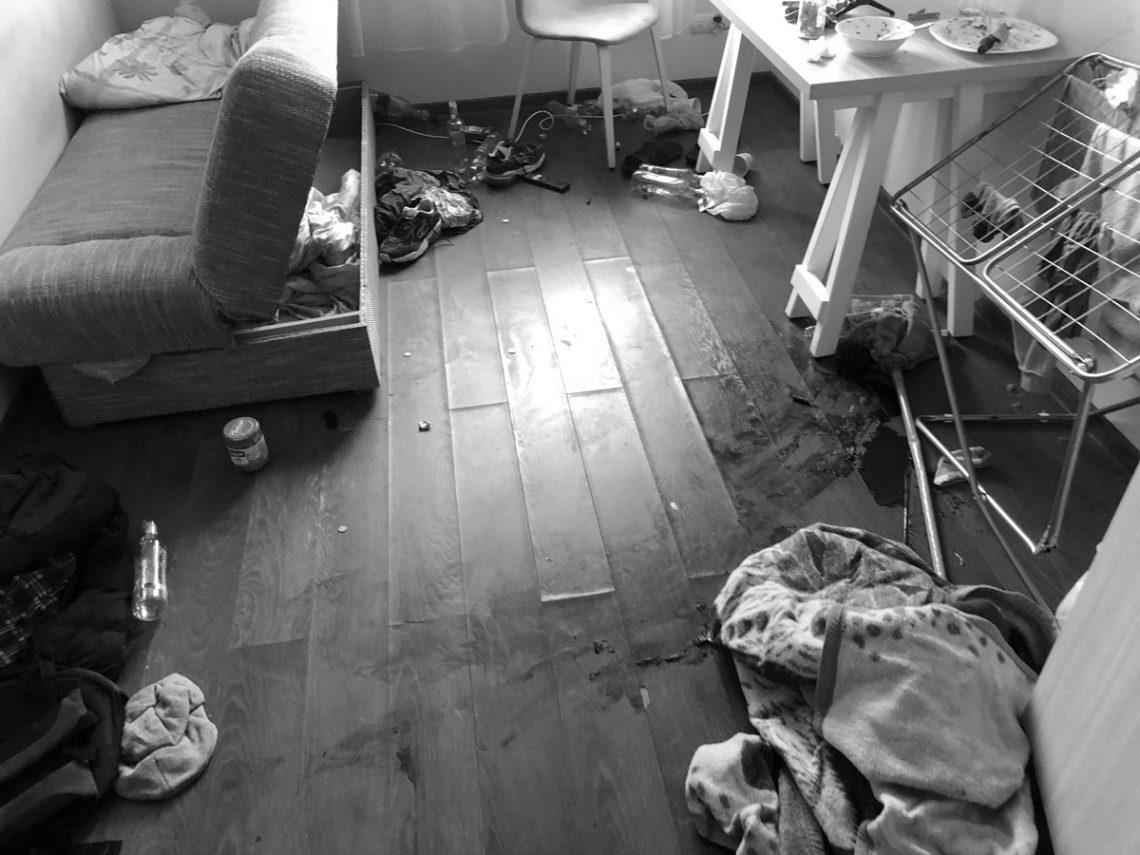 Sprzątanie po zmarłych Poznań