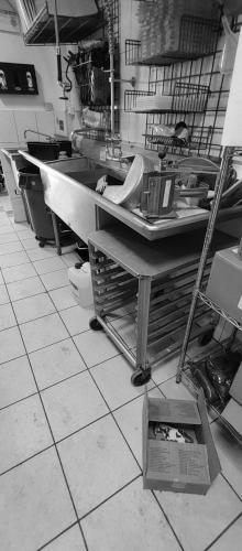 Sprzątanie lokalu gastronomicznego